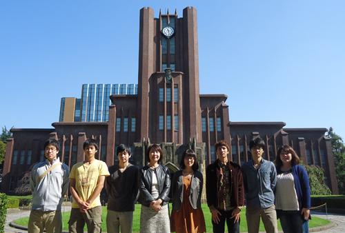 Học lên cao học tại Nhật